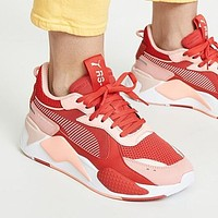 PUMA RS-X TOYS Classic Popular Women Running Sport Jogging Shoes Sneakers