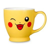 Pikachu Big Face Mug