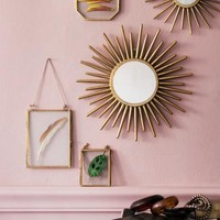 Round Mirror - Gold - Home All   H&M US