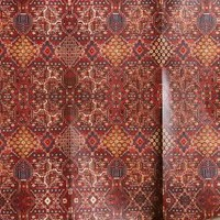 House of Hackney Garnet Wallpaper in Wine Size: One Size House & Home