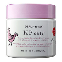 DERMAdoctor KP Duty® Body Scrub (16 oz)