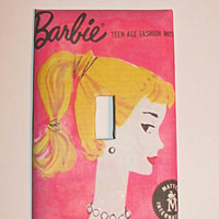 Light Switch Cover - Light Switch Barbie Doll Advertisement