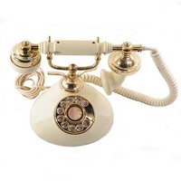 Vintage 1970s' Working Rotary Telephone