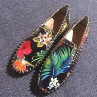 DCCK2 Cl Christian Louboutin Flat Style #783