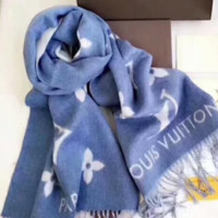LV Cherry blossom fringe fashion accessories scarf.W-YH-FTMPE