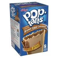 Kellogg's Pop-Tarts Frosted Brown Sugar Cinnamon Pastries 8 ct