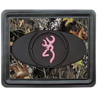 Browning Buckmark Mossy Oak Camo and Pink Utility Floor Mat