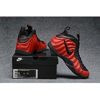 Air Foamposite Pro Red/Black Sneaker