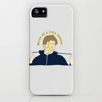 The Breakfast Club - Andrew iPhone & iPod Case by Amber Grey
