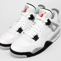 AIR JORDAN 4 RETRO 'WHITE CEMENT 89'
