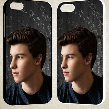 Stitches shawn mendes F0631 iPhone 4S 5S 5C 6 6Plus, iPod 4 5, LG G2 G3, Sony Z2 Case