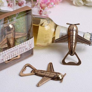 """Our Adventure Begins"" Opener Bridal Shower Groomsmen Gifts (50 Pcs/set)"