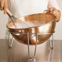 Mauviel Copper Beating Bowl