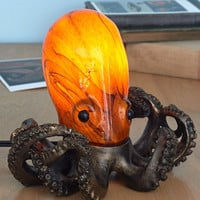 Nautical You Octo Glow Lamp by ModCloth
