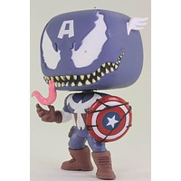 Funko Pop Marvel, Venomized Captain America #364