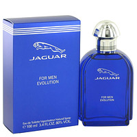 Jaguar Evolution Eau De Toilette Spray By Jaguar