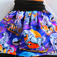 epic Unicorn Galaxy tutu Skirt shirt space planets