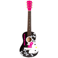 Hello Kitty Acoustic Guitar