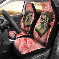 Polaroid Rose Car Seat Covers