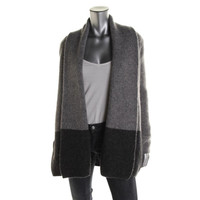 Wyatt Womens Wool Open Front Cardigan Sweater