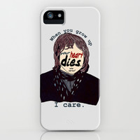 The Breakfast Club - Ally iPhone & iPod Case by Amber Grey