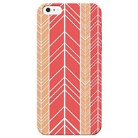 iCandy Vertical Arrow Stripes Phone Case for the Apple Iphone 5c