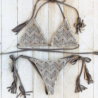 Summer Swimsuit New Arrival Sexy Beach Hot Lace Ladies Swimwear Bikini [9454174468]