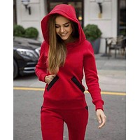 Women's trousers casual suit
