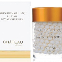ABSOLUTE GOLD 24K LIFTING DAY MOISTURISER- 24 Karat Gold, Collagen And Hyaluronic Acid. Intensive Hydration And Prevention Of Skin Aging. Excellent For All Skin Types. 2.04 Fl.oz 60ml. (FRAGRANCE FREE, CRUELTY FREE, PARABEN FREE, PETROLEUM FREE).