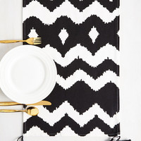 Classy Establishment Table Runner Size NS by ModCloth