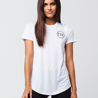 YOUNG & RECKLESS RCKLSS Circle Womens Tee | Graphic Tees