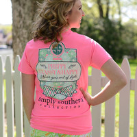 Simply Southern Classy Tee