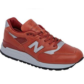 New Balance 998 Made in USA Real Leather Sneaker Brown M998BESP