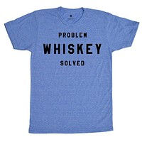 Problem Whiskey Solved TriBlue
