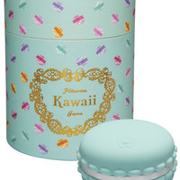 Tokyo Design Kawaii Macaroon Rechargeable Silicone Vibe - Mint