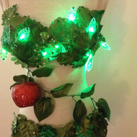 Eve Costume from Adam and Eve with LED lights in Your Size