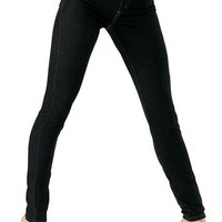 Skinny Stretch Denim Dance Legging | Urban Groove®