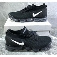 Nike Air Vapormax Flyknit 2 Shock-absorbing running shoes