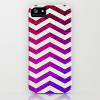 *** CHEVRON ROYAL  *** iPhone & iPod Case by Monika Strigel for iphone 5c + iphone 5s + 5 + 4s + 4 + 3gs + 3g + ipod touch + samsung galaxy