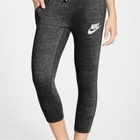 Women's Nike 'Gym Vintage' Capri Sweatpants,