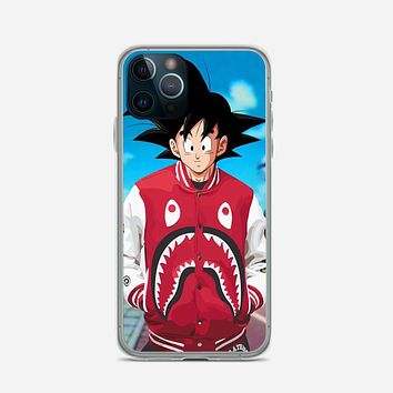 Goku Bape Artwork iPhone 12 Pro Case