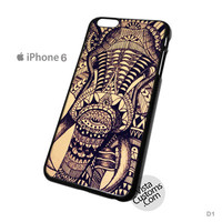 Elephant Aztec Vintage Art Phone Case For Apple,  iphone 4, 4S, 5, 5S, 5C, 6, 6 +, iPod, 4 / 5, iPad 3 / 4 / 5, Samsung, Galaxy, S3, S4, S5, S6, Note, HTC, HTC One, HTC One X, BlackBerry, Z10