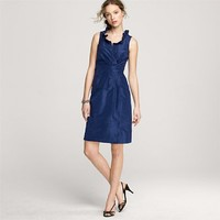 Silk taffeta Blakely dress - J.Crew