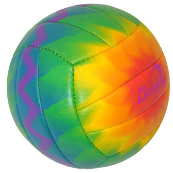 Baden Mini Sized Autograph Tie Dye Toy Volleyball