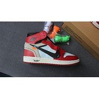 Air Jordan 1 ¡°red black 36-47
