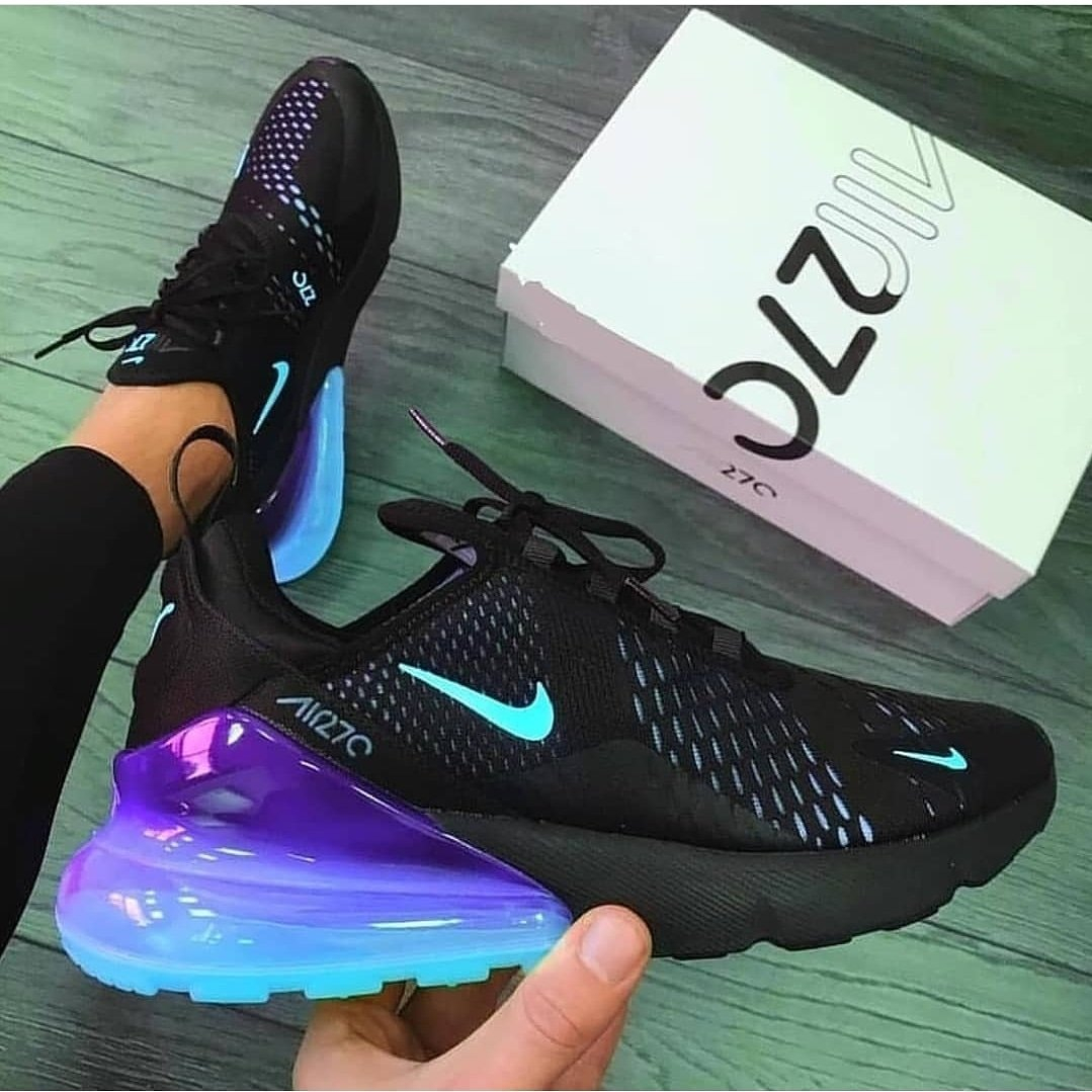 Image of NIKE Sneakers Sport Shoes Air 270 Galaxy