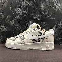 Nike Air Force 1 Low Floral Rose AF1 Women's Shoes