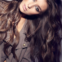 "Light Ash Brown - 22"" Inch Clip In Hair Extensions"