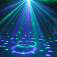 CroLED LED MP3 DJ Club Pub Disco Party Crystal Magic Ball Stage 12W RGB Light
