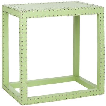 Lena End Table Light Green Light Green